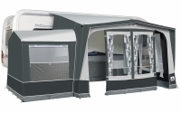 2017 Dorema Omega De Luxe Porch awning from £739.00