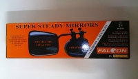 Milenco Falcon super steady towing mirrors twin pack