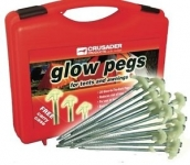 Box of Glow Rock pegs (20)