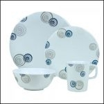 Royal 16 piece Melamine Dining set- Discs