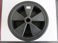 Solid Jockey wheel 8 1/4″ Diameter