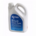 Blue Toilet Chemical by Kampa