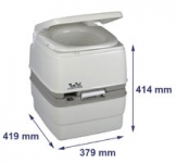 Potty Toilet 21 litre