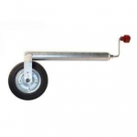 Al-ko Caravan Jockey wheel, with solid wheel