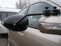 Milenco towing mirrors twin pack