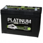 Platinum Caravan, Motorhome Leisure battery (110 amp)