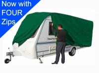Kampa 23′ – 25′ Caravan Cover