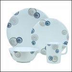 Royal 16 piece Melamine Dining set- Discs