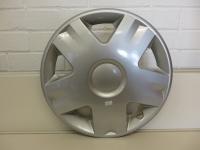 14″ Silver Wheel trim