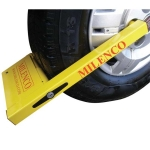 Milenco compact wheel clamp