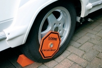 Excailber Security wheel clamp